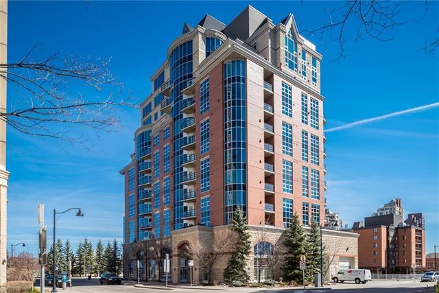 110 7 Street SW #201, Calgary, AB T2R 0T9 (#C4182640) :: The Cliff Stevenson Group