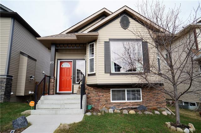 85 Cimarron Grove Close, Okotoks, AB T1S 0H5 (#C4182684) :: Redline Real Estate Group Inc