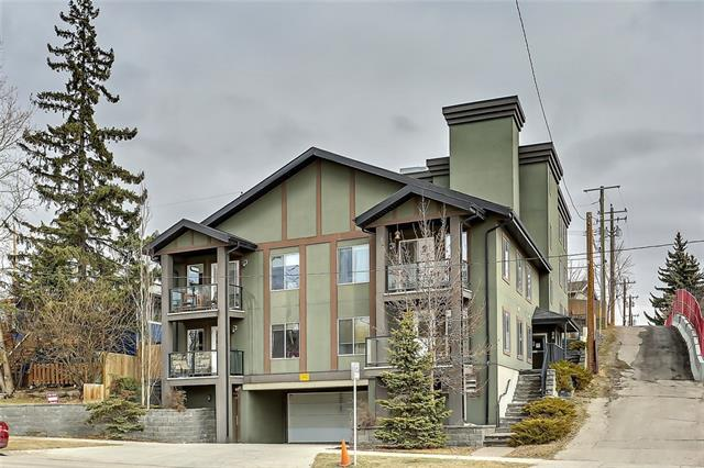 24 Mission Road SW #403, Calgary, AB T2S 3A3 (#C4182719) :: Canmore & Banff