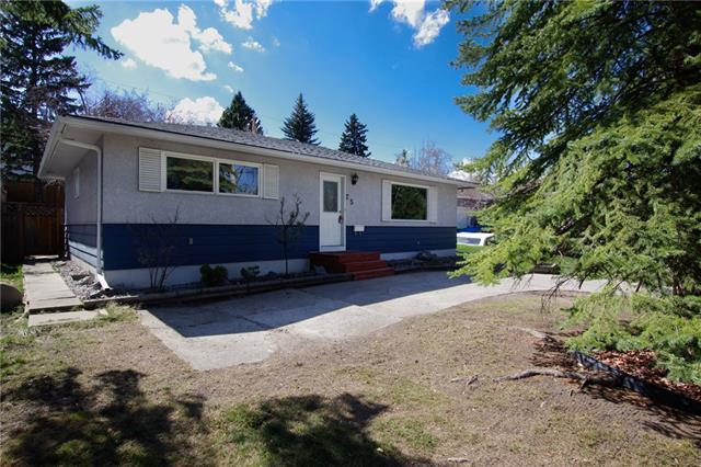 25 Sinclair Crescent SW, Calgary, AB T2W 0L8 (#C4182781) :: The Cliff Stevenson Group