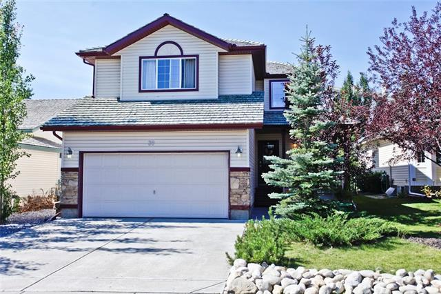 39 Bow Ridge Crescent, Cochrane, AB T4C 1T6 (#C4182782) :: The Cliff Stevenson Group