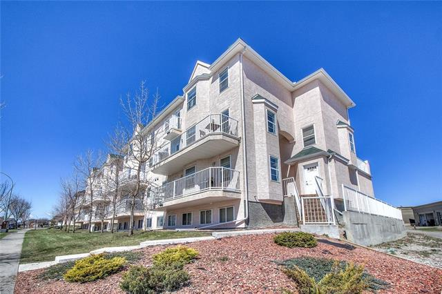 50 Westland Road #220, Okotoks, AB T1S 2G4 (#C4182831) :: Redline Real Estate Group Inc