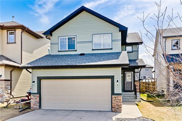 383 Cimarron Boulevard, Okotoks, AB T1S 2L8 (#C4182921) :: Redline Real Estate Group Inc