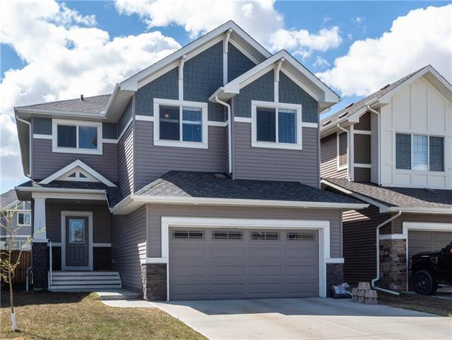 1761 Baywater Drive SW, Airdrie, AB T4B 0T7 (#C4182932) :: The Cliff Stevenson Group