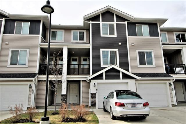 300 Marina Drive #82, Chestermere, AB T1X 0A5 (#C4182960) :: Redline Real Estate Group Inc