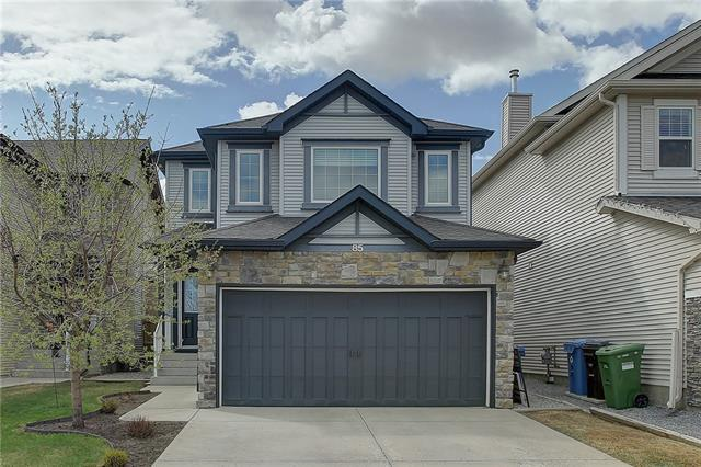 85 Silverado Range View SW, Calgary, AB T2X 0E1 (#C4182994) :: The Cliff Stevenson Group