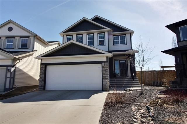 124 Reunion Close NW, Airdrie, AB T4B 0M3 (#C4183011) :: Redline Real Estate Group Inc