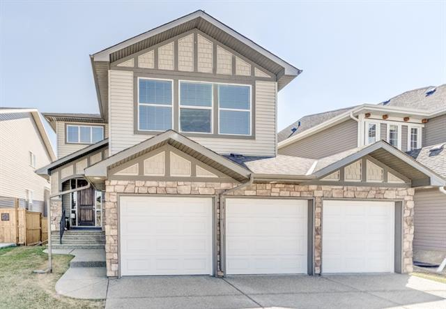 76 Rainbow Falls Boulevard, Chestermere, AB T1X 0S6 (#C4183087) :: Redline Real Estate Group Inc