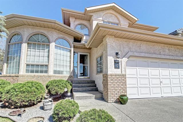 28 Scenic Ridge Green NW, Calgary, AB T3L 1V7 (#C4183090) :: Redline Real Estate Group Inc