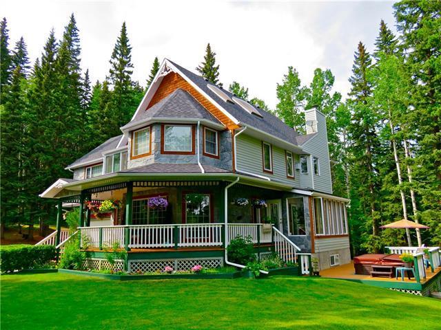 352100 Pine Ridge Drive W, Rural Foothills M.D., AB T0L 0K0 (#C4183096) :: Redline Real Estate Group Inc