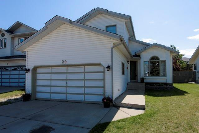 20 Macewan Ridge Close NW, Calgary, AB T3K 3A7 (#C4183118) :: Redline Real Estate Group Inc
