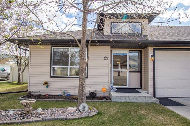 103 Fairways Drive NW #29, Airdrie, AB T4B 2Y5 (#C4183146) :: Redline Real Estate Group Inc