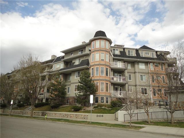 2416 Erlton Street SW #408, Calgary, AB T2S 3B7 (#C4183169) :: The Cliff Stevenson Group