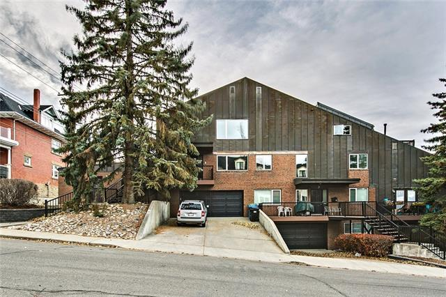 1205 Cameron Avenue SW #5, Calgary, AB T2T 0K8 (#C4183229) :: Redline Real Estate Group Inc
