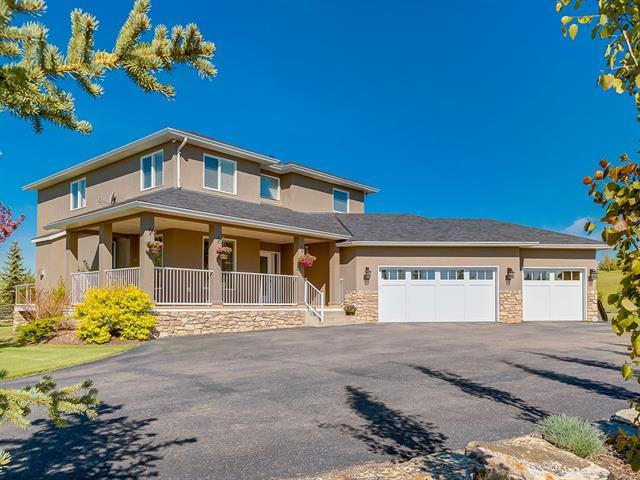 149 Bearspaw Hills Road, Rural Rocky View County, AB T3R 1B3 (#C4183261) :: Redline Real Estate Group Inc