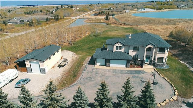 12 Cheyanne Meadows Gate, Rural Rocky View County, AB T2L 0Z2 (#C4183268) :: Calgary Homefinders