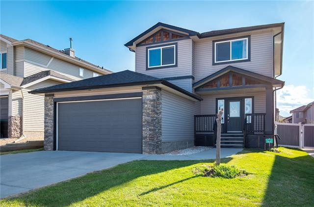 107 Cove Close, Chestermere, AB T1X 1V4 (#C4183272) :: Redline Real Estate Group Inc