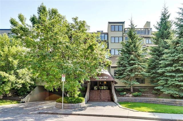 1229 Cameron Avenue SW #402, Calgary, AB T2T 0L1 (#C4183279) :: Redline Real Estate Group Inc
