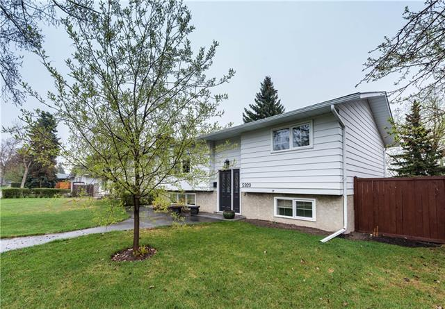 5920 Norfolk Drive NW, Calgary, AB T2K 5L6 (#C4183289) :: Redline Real Estate Group Inc