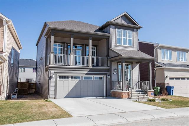 134 Osborne Rise, Airdrie, AB T4B 4A1 (#C4183325) :: Redline Real Estate Group Inc