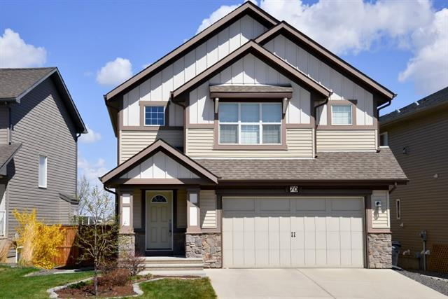 70 Silverado Skies Drive SW, Calgary, AB T2X 0J5 (#C4183344) :: The Cliff Stevenson Group