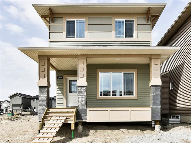 204 Ravenstern Crescent, Airdrie, AB T4A 0W3 (#C4183345) :: Redline Real Estate Group Inc