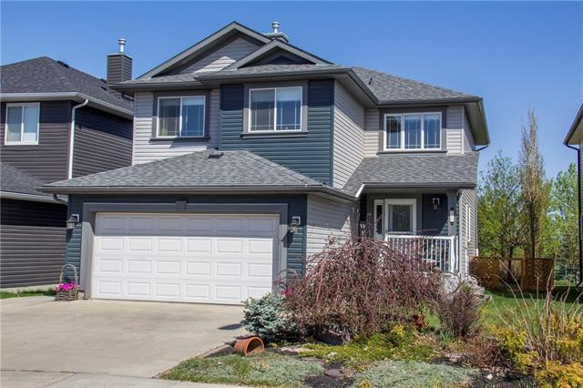 276 Fairways Bay NW, Airdrie, AB T4B 2P5 (#C4183365) :: Canmore & Banff