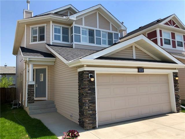 247 Cougar Plateau Way SW, Calgary, AB T3H 5S2 (#C4183381) :: Redline Real Estate Group Inc
