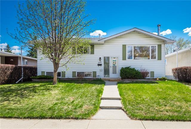 306 Whitney Crescent SE, Calgary, AB T2J 1E8 (#C4183423) :: Redline Real Estate Group Inc