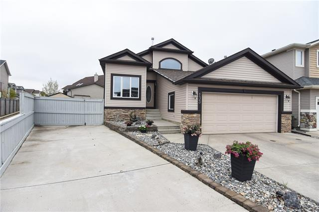 133 Tanner Close SE, Airdrie, AB T4A 2E8 (#C4183437) :: Redline Real Estate Group Inc