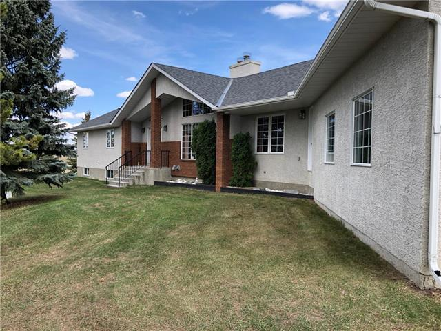 242096 2 Street E, Rural Foothills M.D., AB T1S 3K9 (#C4183460) :: Redline Real Estate Group Inc