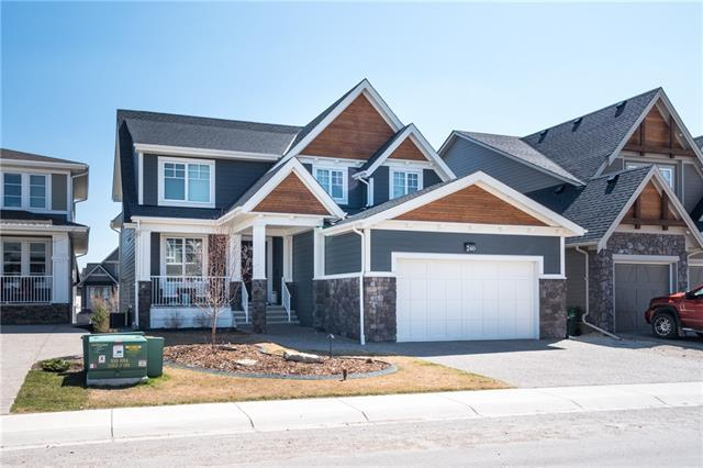 240 Coopers Park SW, Airdrie, AB T4B 3L7 (#C4183465) :: Redline Real Estate Group Inc