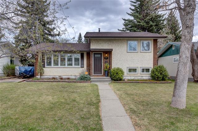 87 West Glen Crescent SW, Calgary, AB T3C 2X5 (#C4183497) :: The Cliff Stevenson Group
