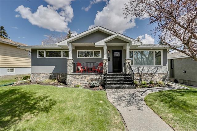 8 Manor Road SW, Calgary, AB T2V 1Z7 (#C4183501) :: The Cliff Stevenson Group