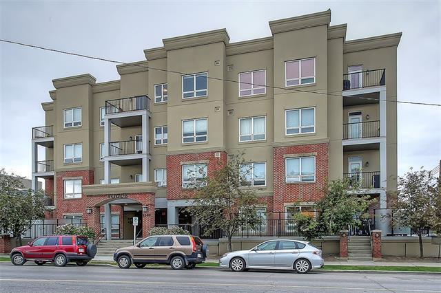 1108 15 Street SW #409, Calgary, AB T3C 1E8 (#C4183546) :: The Cliff Stevenson Group