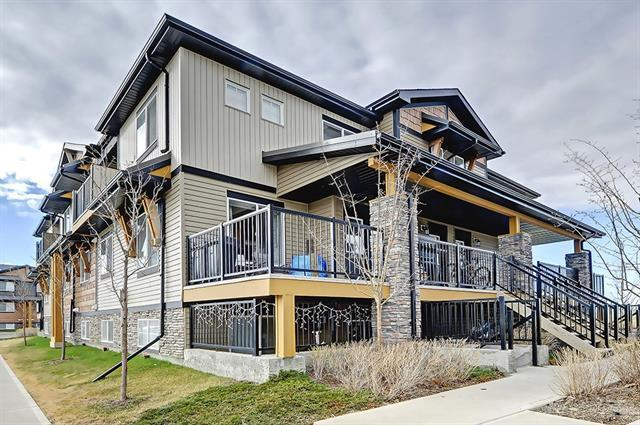 2781 Chinook Winds Drive SW #8203, Airdrie, AB T4B 3S5 (#C4183574) :: Redline Real Estate Group Inc