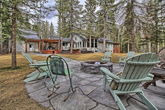 134 Hawk Eye Road, Rural Rocky View County, AB T0L 0K0 (#C4183588) :: Redline Real Estate Group Inc