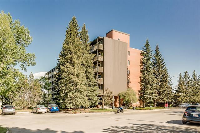 3316 Rideau Place SW #504, Calgary, AB T2S 1Z4 (#C4183590) :: Calgary Homefinders