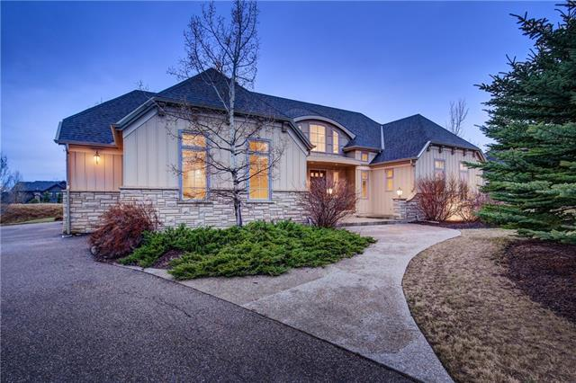147 Aspen Green, Rural Rocky View County, AB T3Z 3B9 (#C4183628) :: Redline Real Estate Group Inc