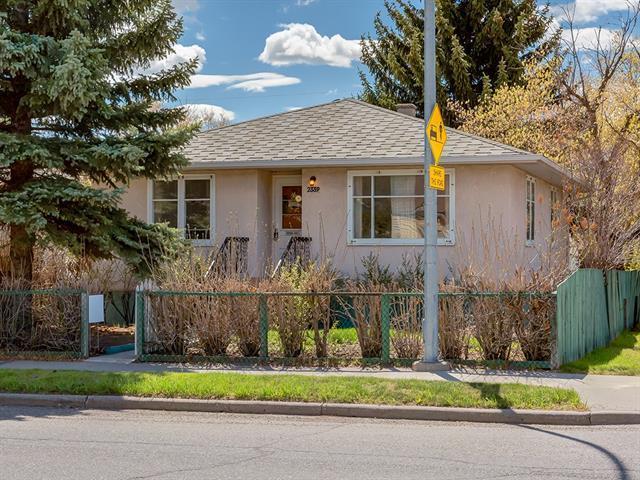 2339 5 Avenue NW, Calgary, AB T2N 0T1 (#C4183647) :: Redline Real Estate Group Inc