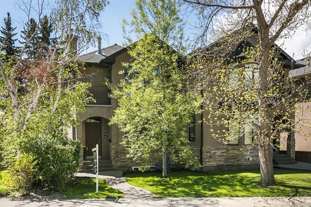 2831 1 Avenue NW, Calgary, AB T2N 0C9 (#C4183662) :: Redline Real Estate Group Inc