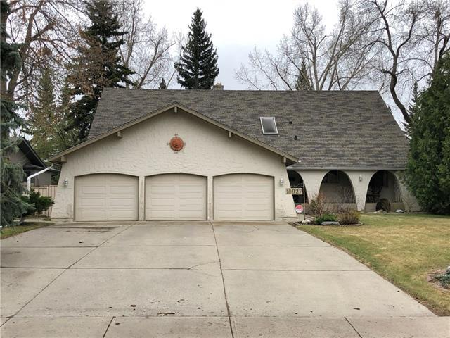 10927 Willowfern Drive SE, Calgary, AB T2J 1R6 (#C4183682) :: Redline Real Estate Group Inc