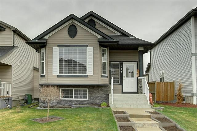 137 Cimarron Grove Close, Okotoks, AB T1S 0H6 (#C4183707) :: Tonkinson Real Estate Team