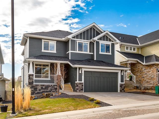 66 Ridge View Place, Cochrane, AB T4C 0P6 (#C4183794) :: The Cliff Stevenson Group