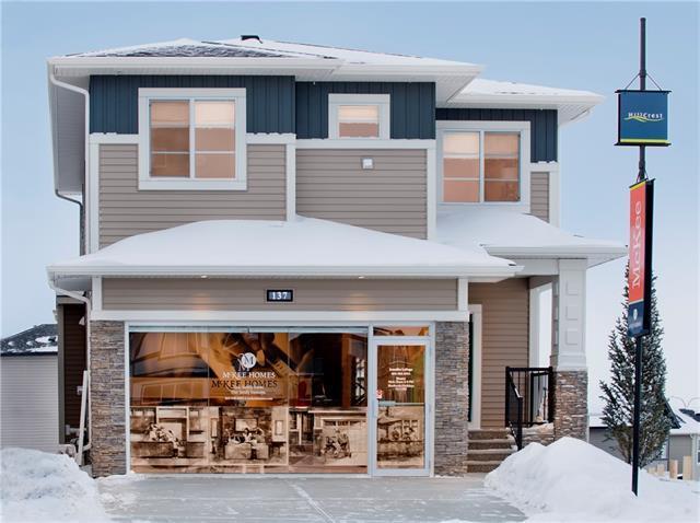 137 Hillcrest Drive, Airdrie, AB T4B 0Y8 (#C4183797) :: Redline Real Estate Group Inc