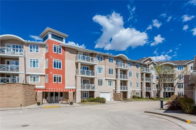 40 Parkridge View SE #315, Calgary, AB T2J 7G6 (#C4183818) :: The Cliff Stevenson Group