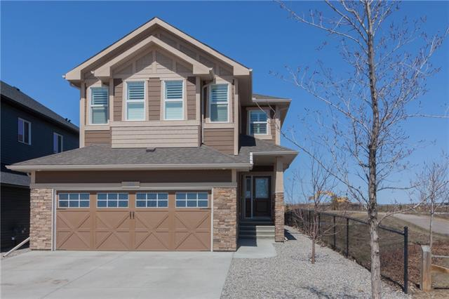 226 Sandstone Drive, Okotoks, AB T1S 0L8 (#C4183826) :: Redline Real Estate Group Inc