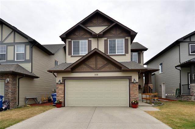 105 Baywater Way SW, Airdrie, AB T4B 0B2 (#C4183834) :: The Cliff Stevenson Group