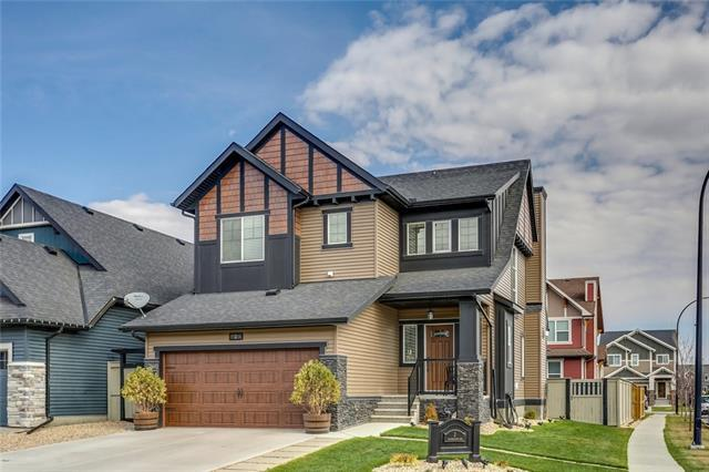 2 Cooperstown Row SW, Airdrie, AB T4B 3T5 (#C4183872) :: Redline Real Estate Group Inc