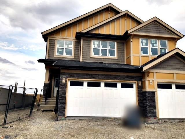 34 Sunrise Heights, Cochrane, AB T4C 2R9 (#C4183881) :: Redline Real Estate Group Inc